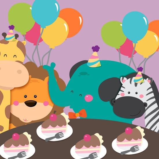 Tompita's Party Art Print