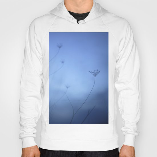 Dreams at the blue hour Hoody