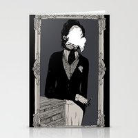 Picture Of Dorian Gray -… Stationery Cards