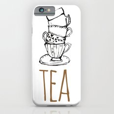 Just Tea iPhone 6 Slim Case