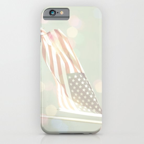 American dreams iPhone & iPod Case