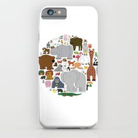 The Animal Kingdom iPhone 6 Slim Case