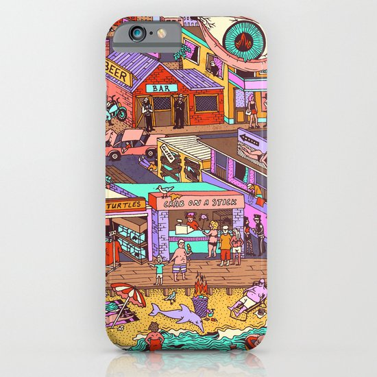 Fried n' Cheesy iPhone & iPod Case