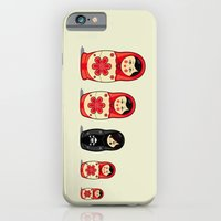iPhone Cases featuring The Black Sheep by Fabian Gonzalez