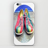 Let's Go Bowling! iPhone & iPod Skin