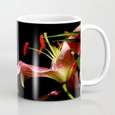 lone lily Mug
