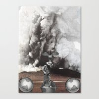 Not From This World Canvas Print