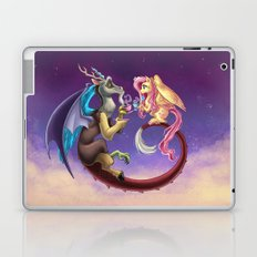Fluttercord Tea Time Laptop & iPad Skin