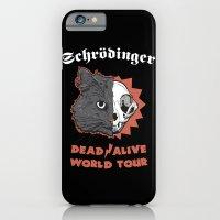 Schrödinger - DEAD/ALIVE World Tour iPhone 6 Slim Case