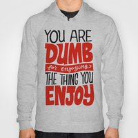 Internet Comments Hoody
