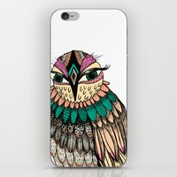 A Lovely Owl iPhone & iPod Skin