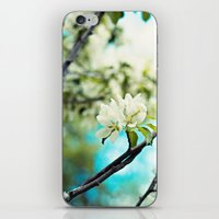 Tropical Flower. iPhone & iPod Skin
