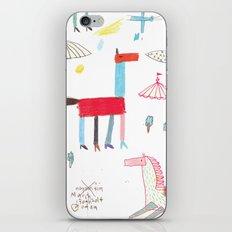 MerryGoRound iPhone & iPod Skin