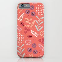 Little Ladybugs iPhone 6 Slim Case