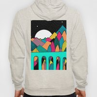 Bridge Night  Hoody
