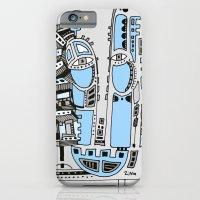 Sad Robot iPhone 6 Slim Case