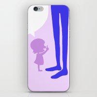 Toys iPhone & iPod Skin