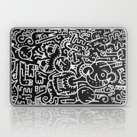 Moonbeasts Laptop & iPad Skin