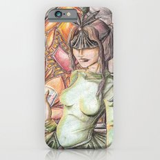 She's with the creatures in the copse iPhone 6s Slim Case