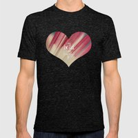 Bold and Beautiful Mens Fitted Tee Tri-Black SMALL