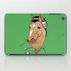 Italian Stallion iPad Case