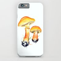 Mushrooms iPhone 6 Slim Case