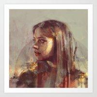 Remember me... Art Print