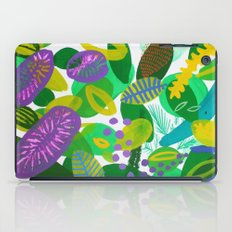 Between the branches. III iPad Case