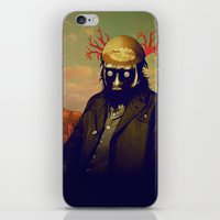 King Of The Desert iPhone & iPod Skin