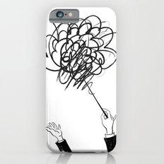downbeat??  find my beat! iPhone 6 Slim Case