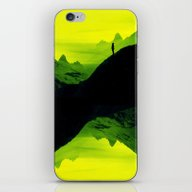 Vibrant Wasteland iPhone & iPod Skin