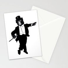 Tap Dancing Bear Stationery Cards