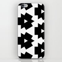 Meijer Black & White iPhone & iPod Skin