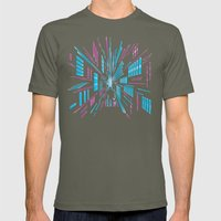 Tunnel to the Stars Mens Fitted Tee Lieutenant SMALL