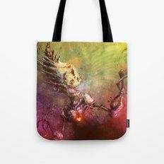 Cupid's Treasure Tote Bag