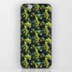 just some bacteria ( can't be touched!) iPhone & iPod Skin