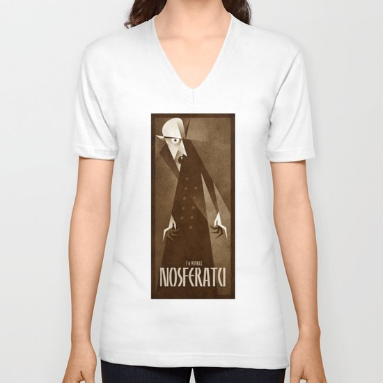 Nosferatu 1922 V-neck T-shirt