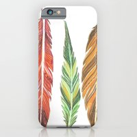 Feathers iPhone 6 Slim Case