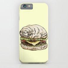 Pug Burger iPhone 6s Slim Case
