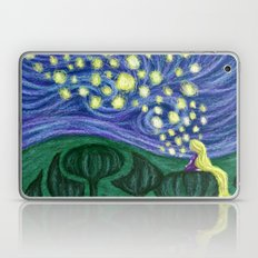 Impressionist Lanterns Laptop & iPad Skin