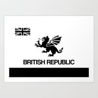 British Republic Art Print