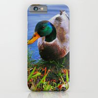 It's looking at me! iPhone 6 Slim Case