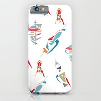 Abstracted Rockets iPhone 6 Slim Case