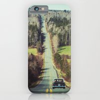 iPhone & iPod Case featuring Spring Cruise by Shaun Lowe