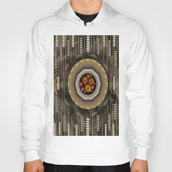 apple mac pro pattern Hoody