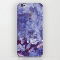 Night Clouds iPhone & iPod Skin