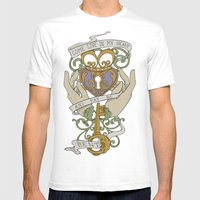 Come Live In My Heart Mens Fitted Tee White SMALL