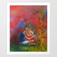 Suenos (Dreams) Art Print