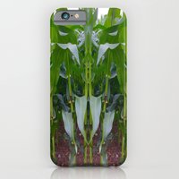 Aliens In The Maize iPhone 6 Slim Case