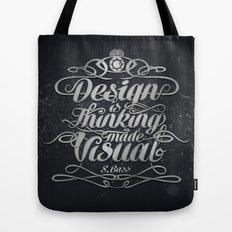 Design is.... Tote Bag
